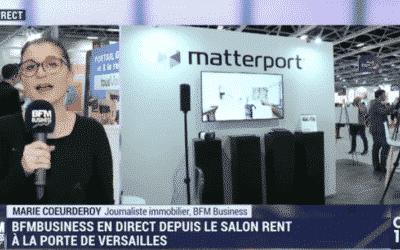 RENT 2019 – Matterport épate encore et toujours!