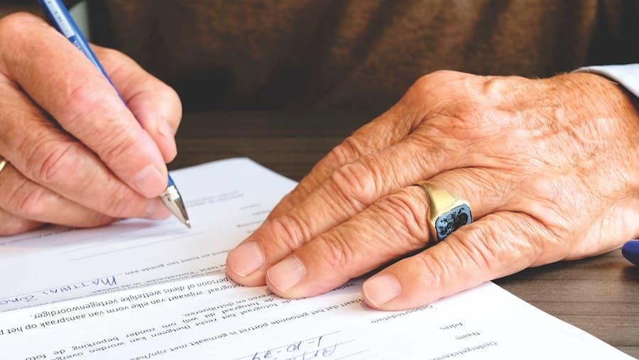 Record du nombre de testaments enregistrés en 2019
